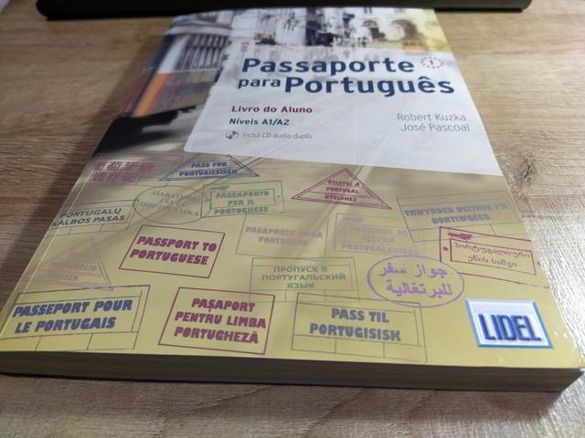 PASSAPORTE PARA PORTUGUES - foto 3