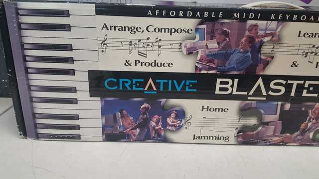 PIANO ELECTRICO CREATIVE BLASTERKEYS - foto 4