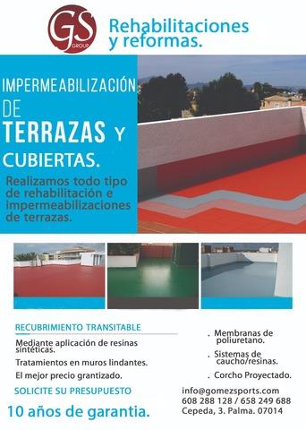 Mil Anuncios Com Impermeabilización De Terrazas Arenal