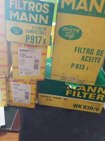 FILTRO DE FILTRO ACEITE /COMBUSTIBLE - foto 1