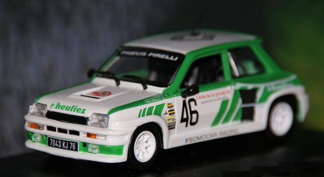 Bmw M3 Rallye Criterium Alpin 1989 Franc