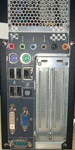 ORDENADOR MINI-PC ASUS P2-P5945G - foto 3