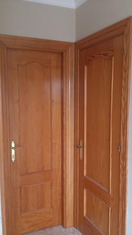 Puertas De Madera De Paso Interior Color
