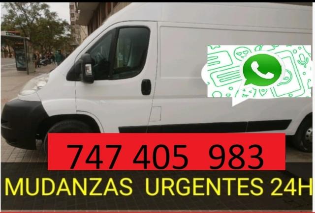 MUDANZAS Y PORTES ECONÓMICOS 632108265 - foto 2