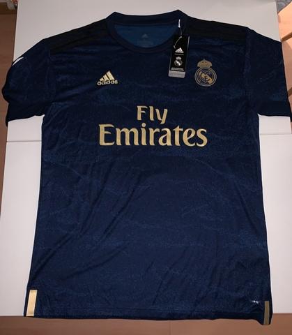 2A Camiseta Real Madrid 2019/2020 Hazard