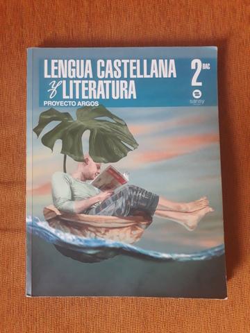 LENGUA CASTELLANA Y LITERATURA. ARGOS - foto 1