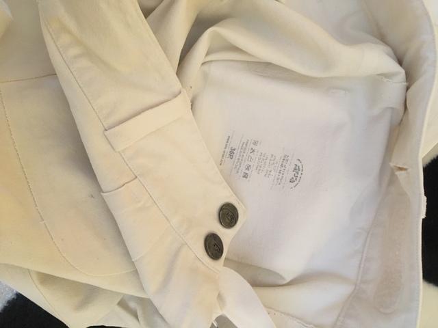 Camisa Gpa Blanca Coderas