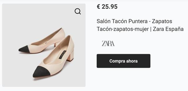 MIL ANUNCIOS.COM Zara tacones Segunda mano y anuncios