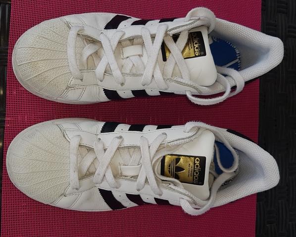 MIL ANUNCIOS.COM Zapatillas adidas negro blanco Segunda