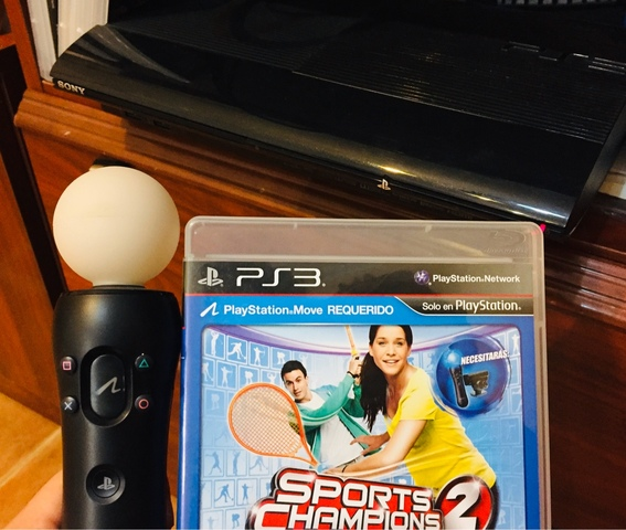 PS3 SLIM 500GB - foto 1