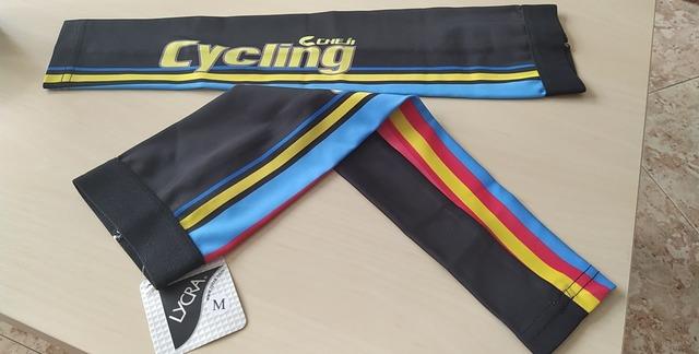 Manguitos Ciclismo Sin Estrenar