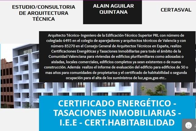 PROYECTOS-CERTIFICADOS-INFORMES-LICENCIA - foto 1