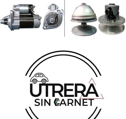 CORREA VARIADOR LIGIER,  MICROCAR,  AIXAM - foto 1