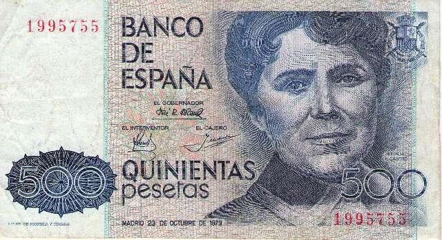 Compro Billetes Españoles En Pesetas
