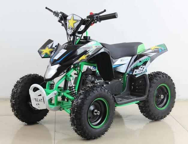 KRX - MINI QUAD ATV STAR 49CC - foto 1