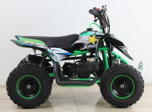 KRX - MINI QUAD ATV STAR 49CC - foto 2