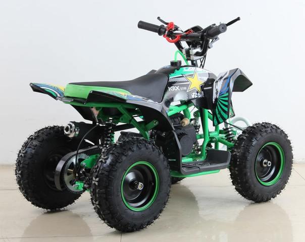KRX - MINI QUAD ATV STAR 49CC - foto 3