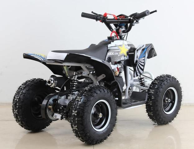 KRX - MINI QUAD ATV STAR 49CC - foto 4