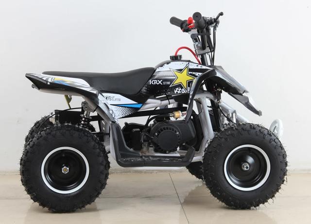 KRX - MINI QUAD ATV STAR 49CC - foto 5