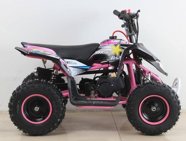KRX - MINI QUAD ATV STAR 49CC - foto 6