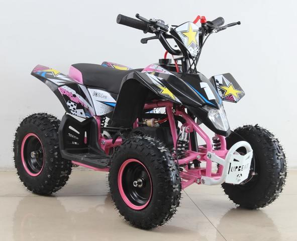 KRX - MINI QUAD ATV STAR 49CC - foto 7
