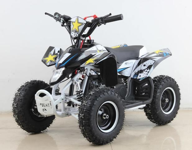 KRX - MINI QUAD ATV STAR 49CC - foto 8