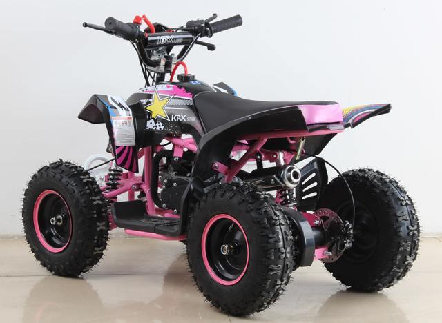 KRX - MINI QUAD 49CC ATV STAR - foto 3