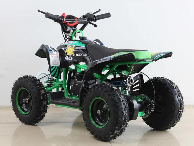 KRX - MINI QUAD 49CC ATV STAR - foto 4