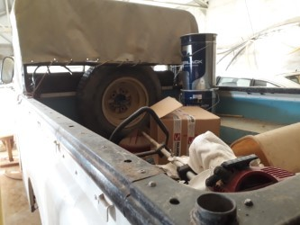 LAND ROVER - CAMION CAJA - foto 4