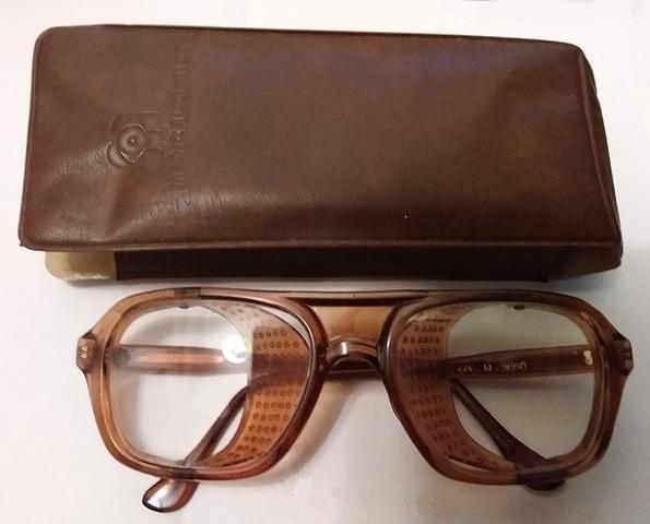 Gafas De Seguridad Años 80