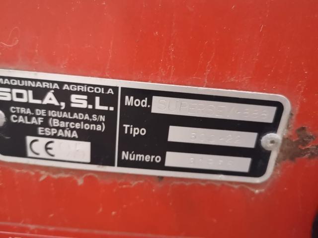 SEMBRADORA SOLA - foto 2