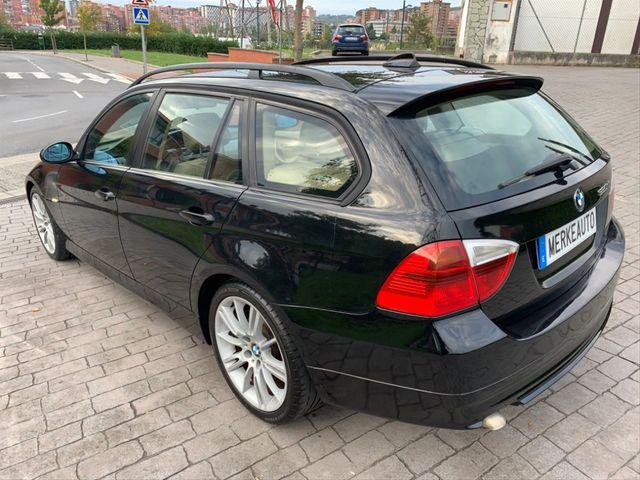 BMW - SERIE 3 320D TOURING E91 - foto 3