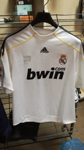 Camiseta R. Madrid 09/10