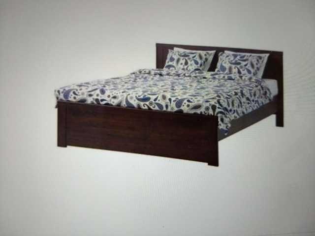 Cama Brusali Ikea