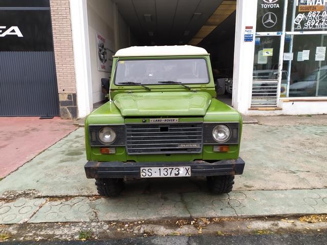 indicador y Caja de fusibles. Land Rover Serie 3 Cubierta para conmutador de encendido
