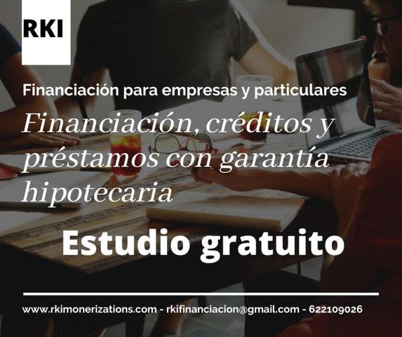 FINANCIACIÓN CAPITAL PRIVADO - foto 1