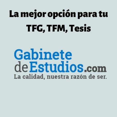 ¿NECESITAS AYUDA CON TU TFG/TFM/TESIS? - foto 1