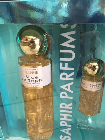 imagenes de perfumes saphir