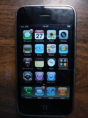 APPLE IPHONE 3G 16GB - foto 1