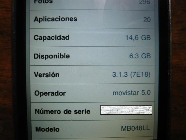 APPLE IPHONE 3G 16GB - foto 6