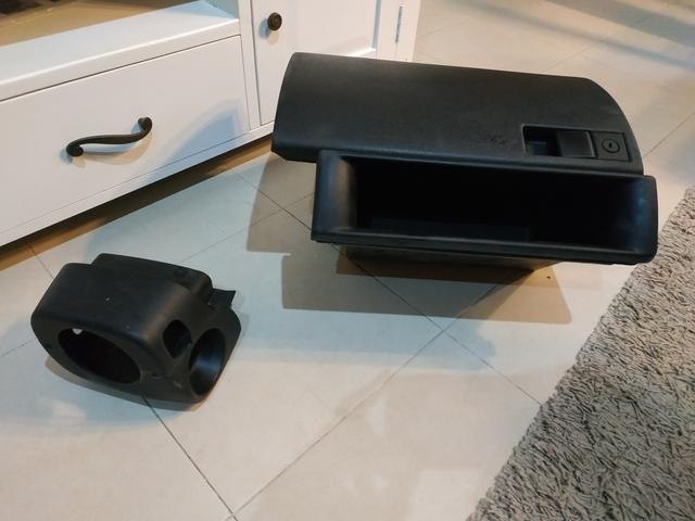 Pajero Shogun Mk2 Pulsador Trasero lavado Limpiaparabrisas interruptor intermitente Blanco