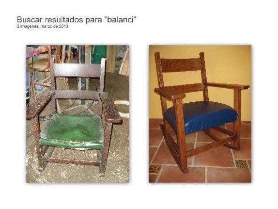 RESTAURACION DE MUEBLES Y OBJETOS - foto 2