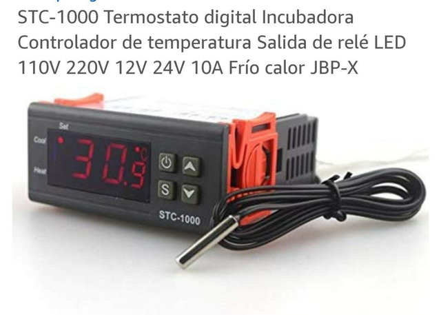 TERMOSTATO STC1000 - foto 1