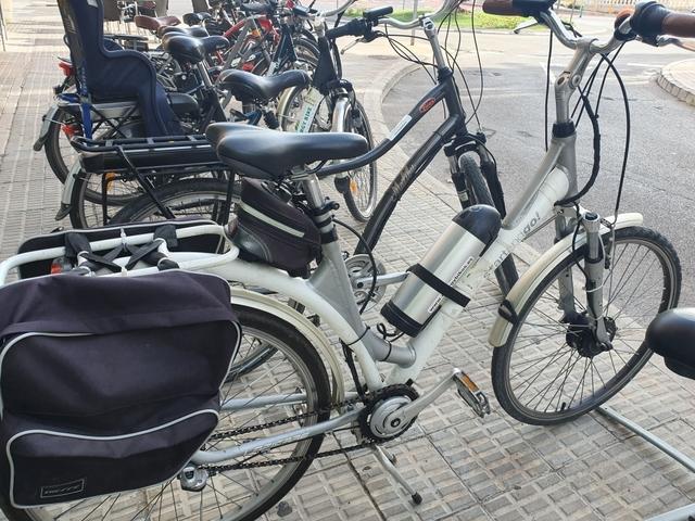 Bicicleta Aluminio Electrica Motor 250W
