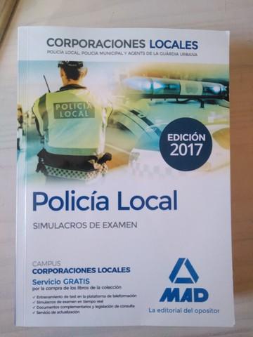 LIBROS POLICÍA LOCAL - foto 2
