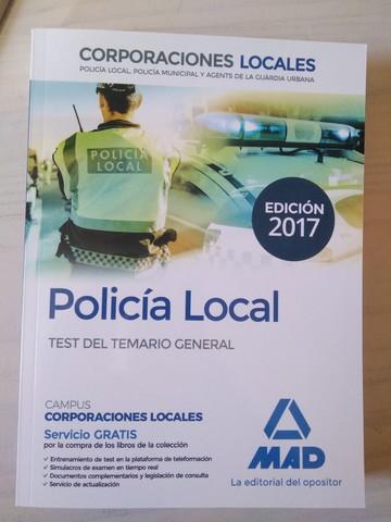 LIBROS POLICÍA LOCAL - foto 3
