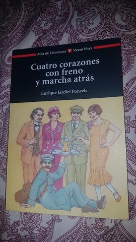 CUATRO CORAZONES CON FRENO Y MARCHA ATRÁ - foto 1