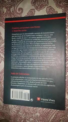 CUATRO CORAZONES CON FRENO Y MARCHA ATRÁ - foto 2