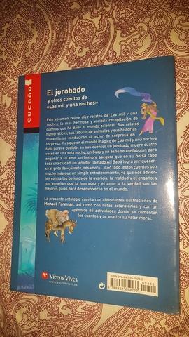 EL JOROBADO Y OTROS CUENTOS - foto 2