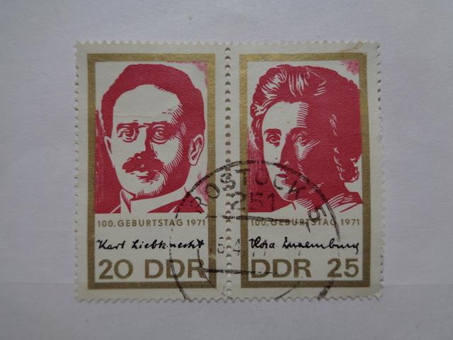 Ddr  Alemania  - Partido Comunista